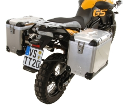 ZEGA-PRO Pannier System 馬鞍箱