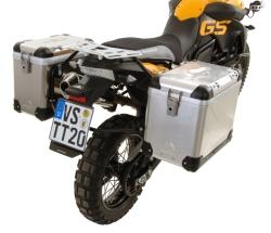 ZEGA-PRO「and-S」Pannier System 馬鞍箱
