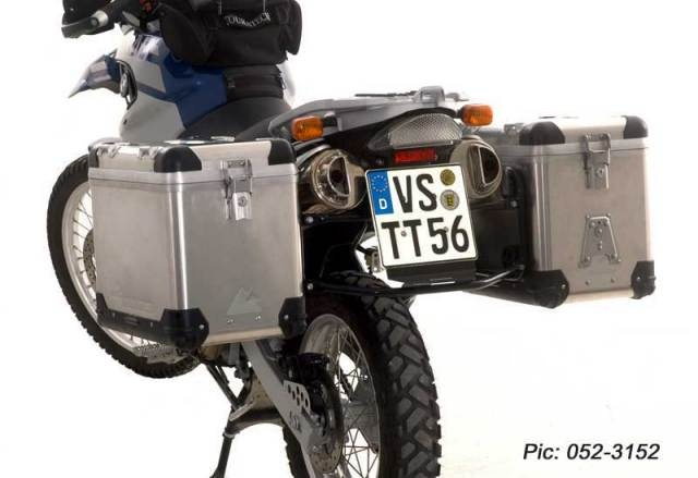 【TOURATECH】ZEGA-PRO「and-S」 Pannier System 馬鞍箱 - 「Webike-摩托百貨」