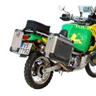 【TOURATECH】ZEGA-PRO Pannier System 馬鞍箱