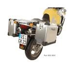 【TOURATECH】ZEGA-PRO「and-S」鋁合金馬鞍箱 Pannier System