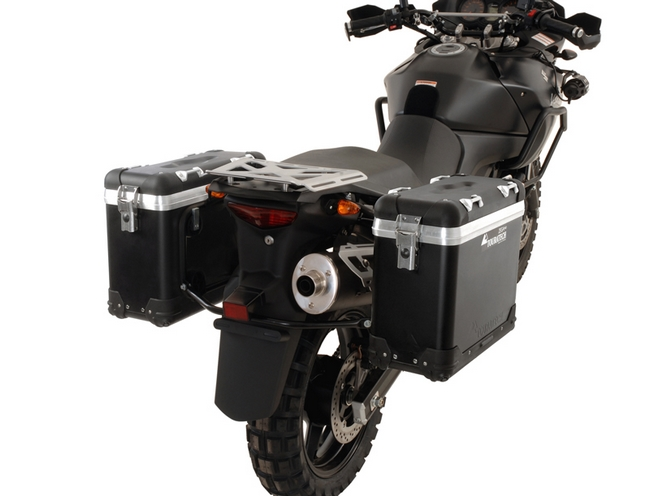ZEGA-PRO「And-black」鋁合金馬鞍箱Pannier System