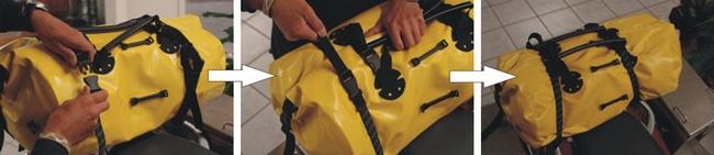 【TOURATECH】ROK可調式束帶 - 「Webike-摩托百貨」