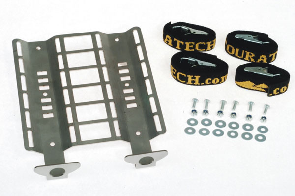 Zega Pro 通用轉換器用面板 雙瓶架