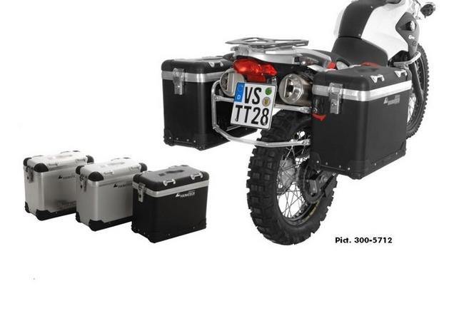 ZEGA-PRO鋁合金 馬鞍箱Pannier System