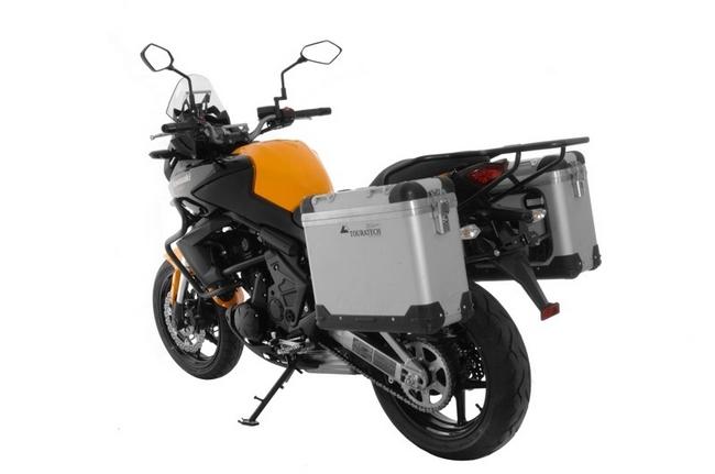 ZEGA-PRO「and-S」 鋁合金馬鞍箱Pannier System