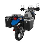 【TOURATECH】ZEGA-PRO「And-black」鋁合金馬鞍箱Pannier System