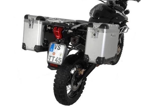 ZEGA-PRO「and-S」鋁合金馬鞍箱 Pannier System