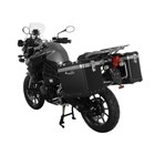 【TOURATECH】ZEGA-PRO「And-black」鋁合金馬鞍箱Pannier System