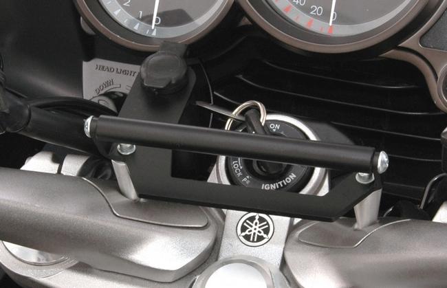 GPS導航機支架 (附電源插座)