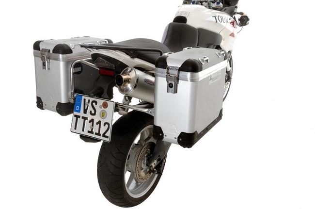 【TOURATECH】ZEGA-PRO「and-S」 Pannier System 馬鞍箱 - 「Webike-摩托百貨」