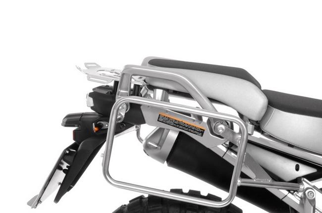 ZEGA-PRO 側行李箱支架 Pannier Rack System