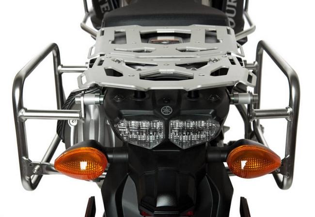 【TOURATECH】ZEGA-PRO 側行李箱支架 Pannier Rack System - 「Webike-摩托百貨」
