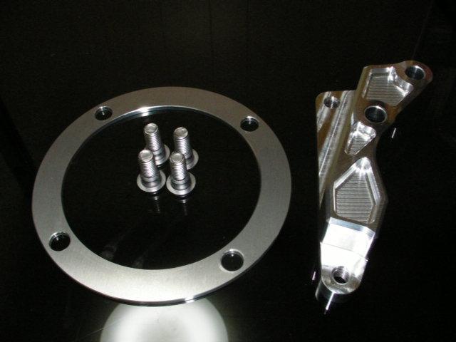 Brembo 40mm煞車卡鉗座 碟盤直徑φ320