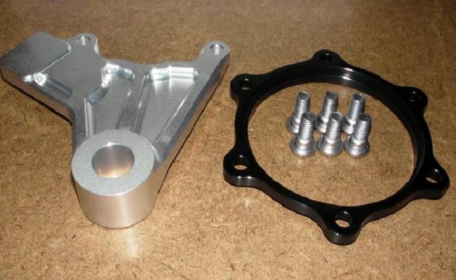 【NA Metal Craft】Brembo 後煞車卡鉗座  碟盤直徑φ240用 Type2 - 「Webike-摩托百貨」