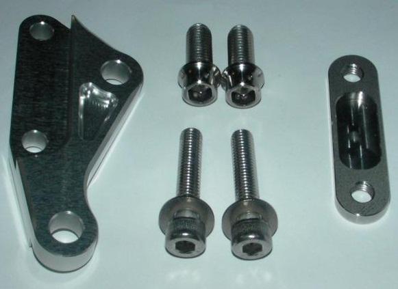 【NA Metal Craft】Brembo 65mm煞車卡鉗座 - 「Webike-摩托百貨」
