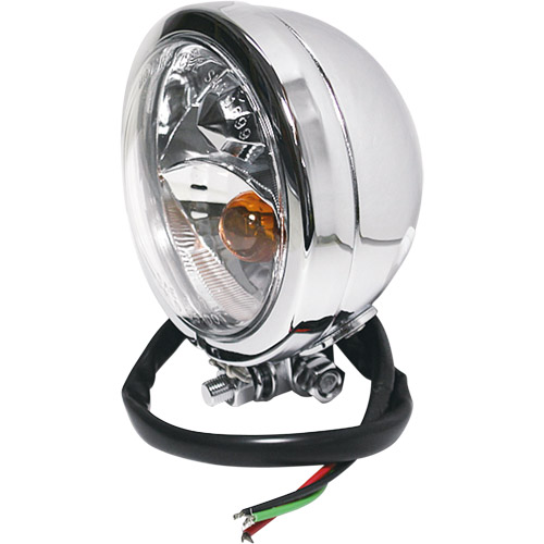 【KUSTOM1】投射燈和方向燈組合燈 - 「Webike-摩托百貨」