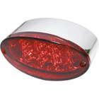 【KUSTOM1】LED 橢圓型尾燈 /紅色