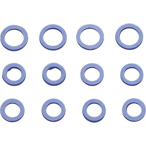 藍色矽膠推桿油封套件
