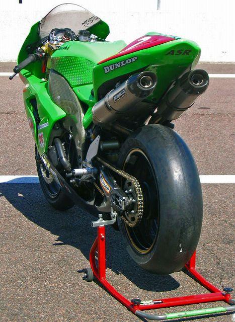 不銹鋼/全鈦合金排氣管尾段組 (附Y-Pipe Oval Q2C)
