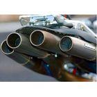 【BODIS】全鈦合金排氣管尾段 (Quattro FR Racing)