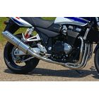 BODIS Full Exhaust System 4-1 Stainless Steel Oval 10K G