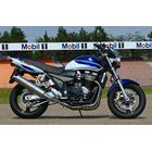 BODIS Full Exhaust System 4-1 Full Titanium Oval 10K G