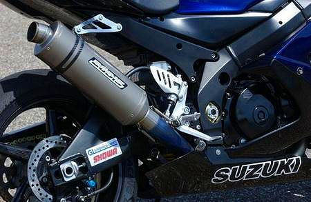 【BODIS】SB2 G Racing 全鈦合金/不鏽鋼全段排氣管 - 「Webike-摩托百貨」