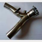 【BODIS】交換用 不銹鋼觸媒排氣接管