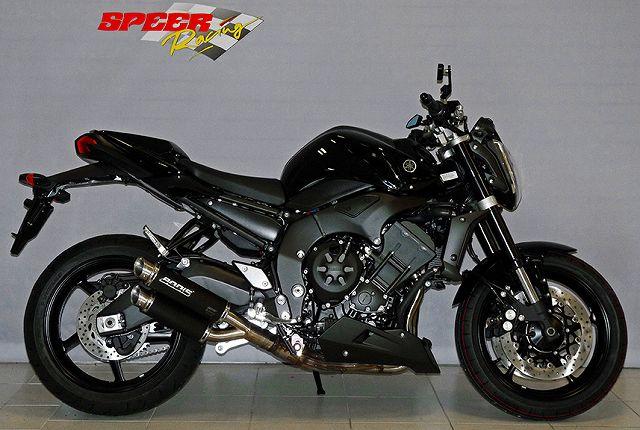 黑色不銹鋼排氣管尾段  (GPX2)