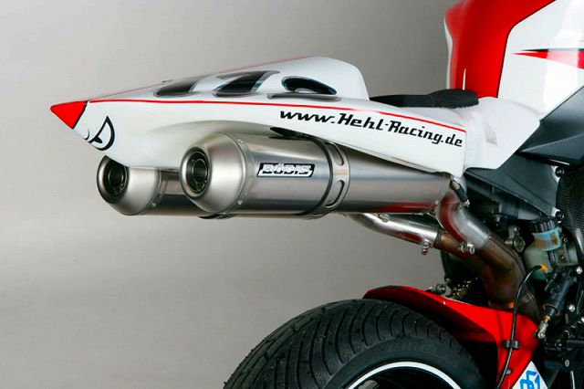 【BODIS】Oval Q2 全鈦合金 排氣管尾段組   - 「Webike-摩托百貨」