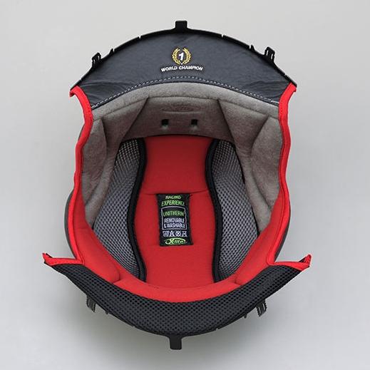 X-802R用 安全帽內襯襯墊