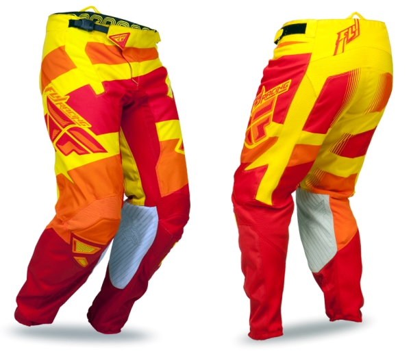 14 KINETIC BLOCKS 越野車褲