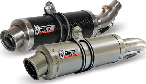 【MIVV】GP 排氣管尾段 - 「Webike-摩托百貨」