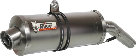 OVAL 排氣管尾段