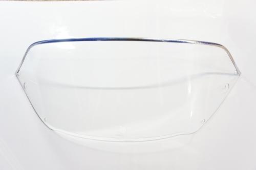 【ai-net】短版風鏡 16.5公分 (附邊條) - 「Webike-摩托百貨」