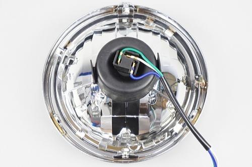 【ai-net】Kawasaki系 Bates型 晶鑽型輔助燈 - 「Webike-摩托百貨」