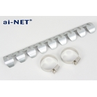 【ai-net】排氣管護蓋 (4行程用)