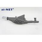 【ai-net】無二次空氣管 原廠型全段排氣管