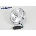 【ai-net】8吋 晶鑽型頭燈總成