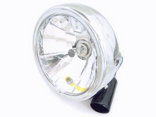 6吋 晶鑽型頭燈總成