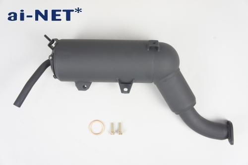 Gyro系 原廠型全段排氣管