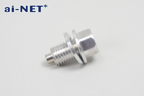 【ai-net】強力磁鐵式 鋁合金洩油螺絲 - 「Webike-摩托百貨」