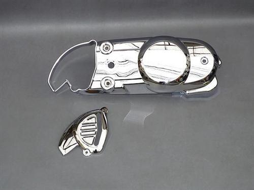 電鍍傳動箱外蓋 黑色曲軸箱外蓋