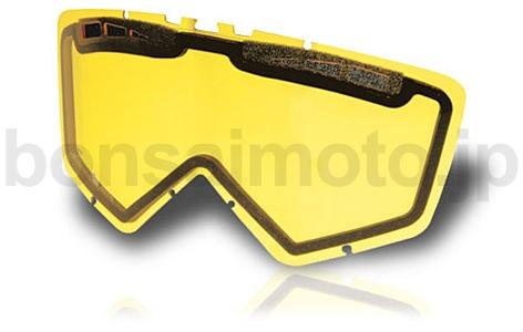 雙層黃色沙漠鏡片(通風有、無PIN)