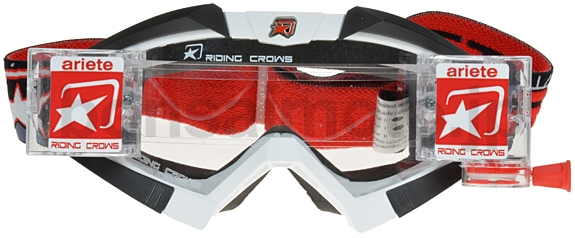 RIDING CLOWS Roll-off BIG MX越野風鏡