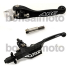 ARC DC - 8 Clutch perch + Composite Brake lever + CYCRA Stealth primal hand guard