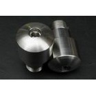 JSmotorcycle Stainless Steel Handlebar End