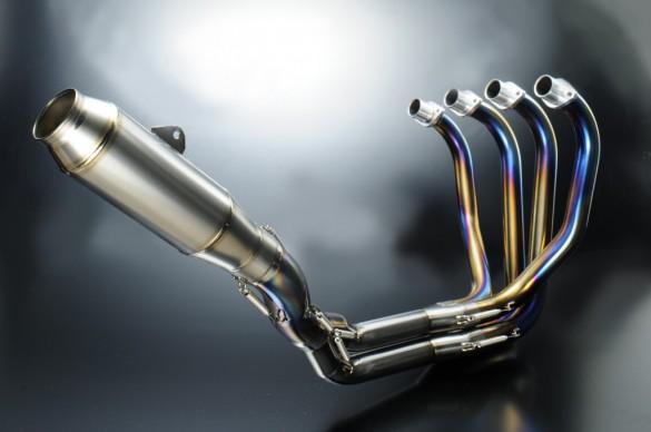 4-2-1 PRO HEADER鈦合金全段排氣管