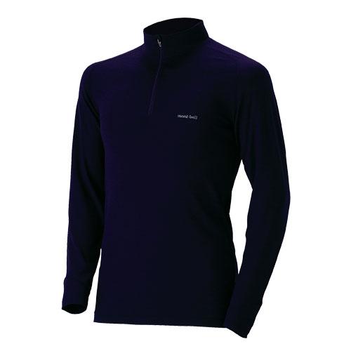 Super Merino 羊毛M.W.高領衫 Mens #1107238